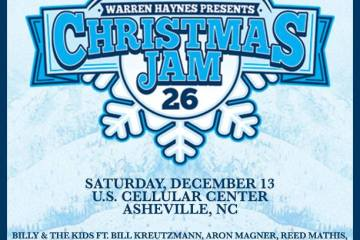 warren haynes christmas jam
