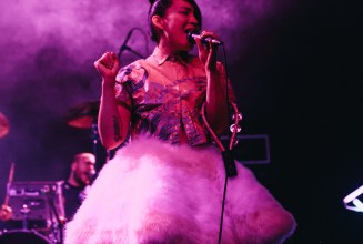 Little Dragon @ Fox Theater Oakland 10.24.14