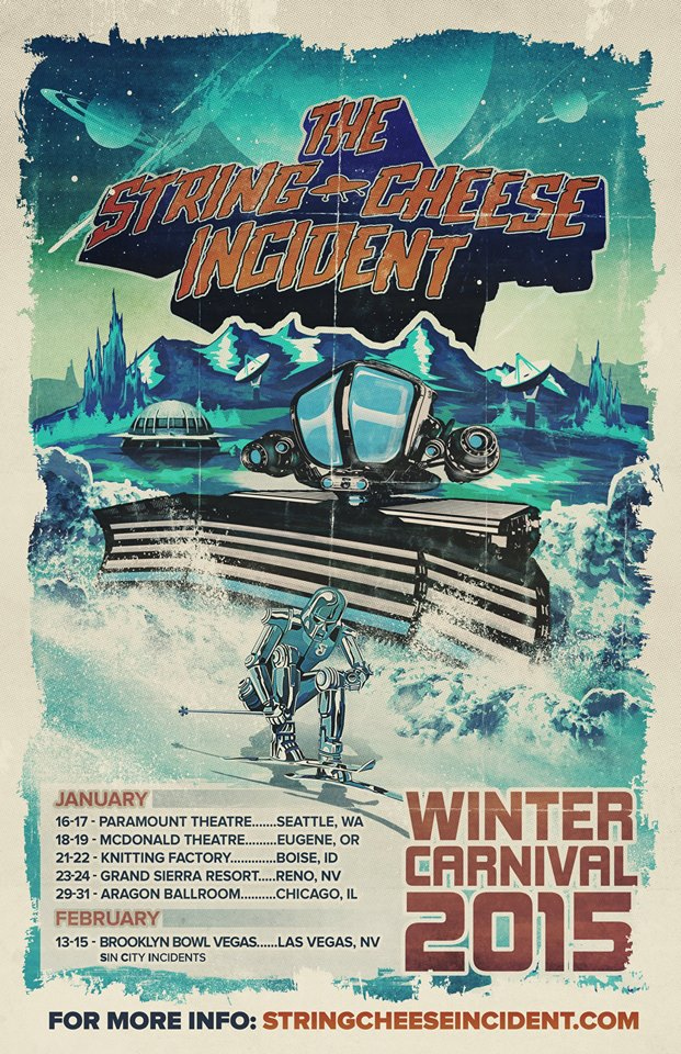 string cheese incident winter carnival 2015
