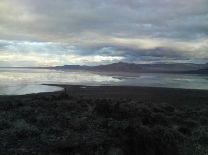 Lake Lahontan   Photo © Taz / BurningMan .com