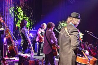 Railroad Earth at Variety Playhouse, Atlanta, GA 12/31/2014    Photo © Wesley Hodges