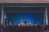 FATHER JOHN MISTY @ SONOMA VETERAN'S MEMORIAL HALL, SONOMA, CA 1.17.15