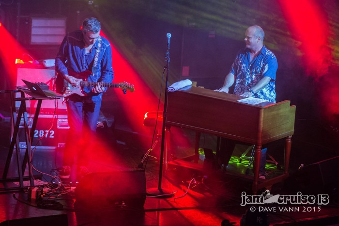 Medeski Joins Scofield's Uberjam / Photo by Dave Vann