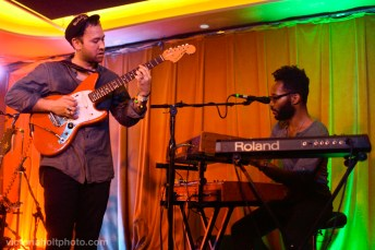 Unknown Mortal Orchestra at Barboza (Photo by Victoria Holt)