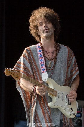 Doyle Bramhall II @ Greek Theatre LA 6.10.15 © Jim Brock