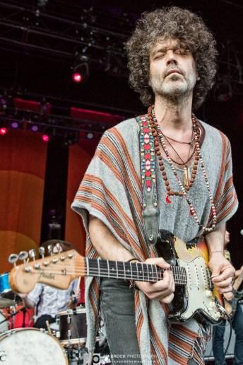 Doyle Bramhall II @ Greek Theatre LA 6.10.15 © Jim Brock