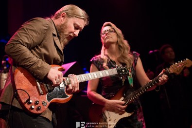 Tedeschi Trucks Band @ Greek Theatre LA 6.10.15 © Jim Brock