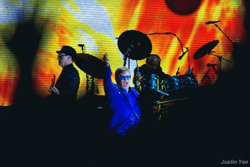 Elton John @ OSL 2015 © Justin Yee