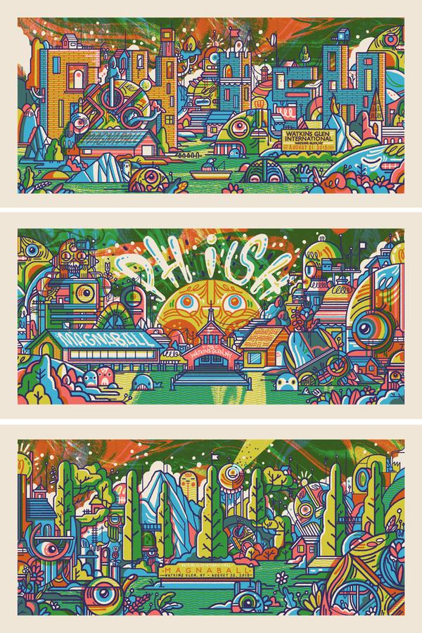 Magnaball   Poster by Drew Millward