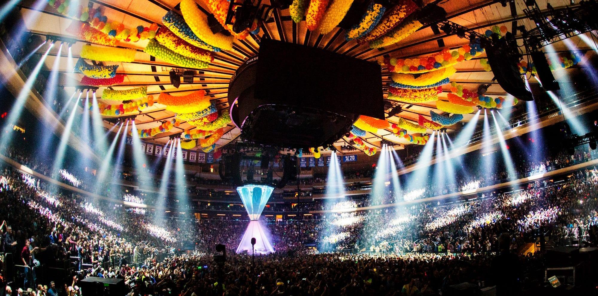 SETLIST TWEETS Phish Madison Square Garden NYC 1116 LIVE Music Blog