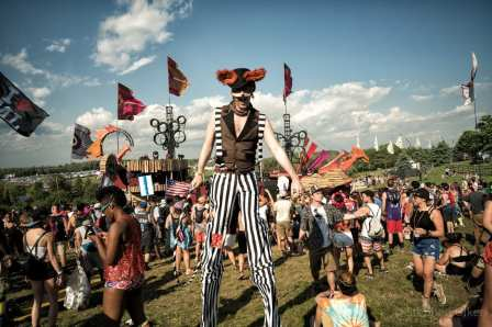 I mentioned stilts earlier. Here is the proof.