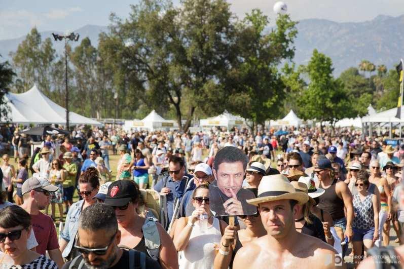 Crowd Vibes @ Arroyo Seco Weekend 6.24.17 © Jim Brock/LIVE music blog