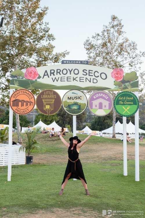 Festival Grounds @ Arroyo Seco Weekend 6.25.17 © Jim Brock/LIVE music blog