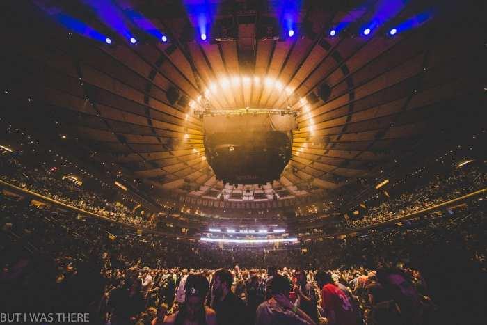Photo Recap Phish Madison Square Garden Nyc