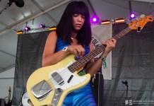 Laura Leezy Khruangbin Newport Folk Festival