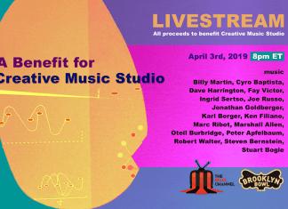 Benefit for Creative Music Studio