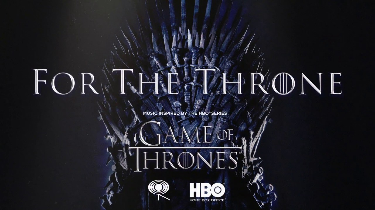910f97baf0e3a3 Watch Official Album Trailer  For The Throne  Music Inspired by Game of  Thrones