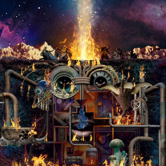 new flying lotus album cover flamagra new tracks just released