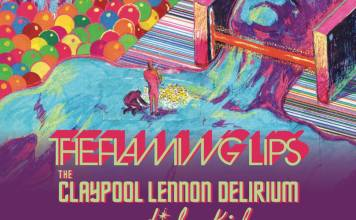 the flaming lips claypool lennon delirium particle kid summer 2019 tour dates live music blog