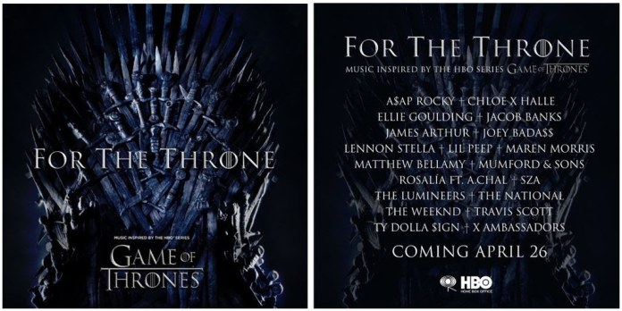 03a6887ac2a54d Watch Official Album Trailer  For The Throne  Music Inspired by Game ...