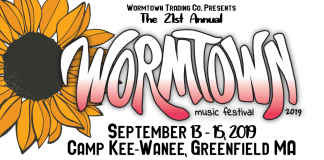 Wormtown 2019 header live music blog