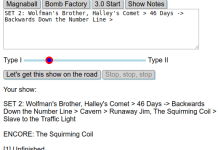 phish fan creates artificial intelligence to generate setlists