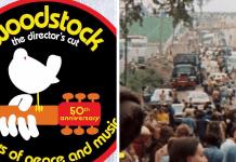 woodstock directors cut showing ahead of woodstock 50