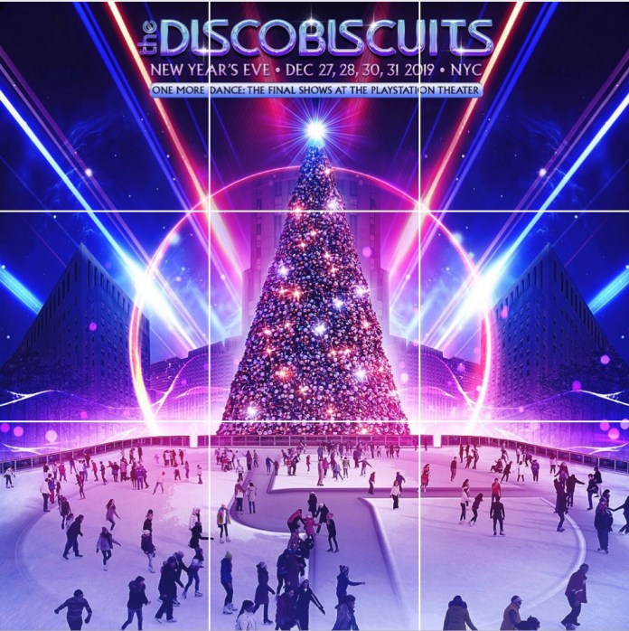 disco biscuits nye run playstation theater