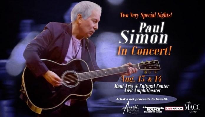 two nights in maui paul simon