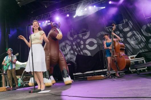 2016 Nelsonville Music Festival - Lake Street Dive-5