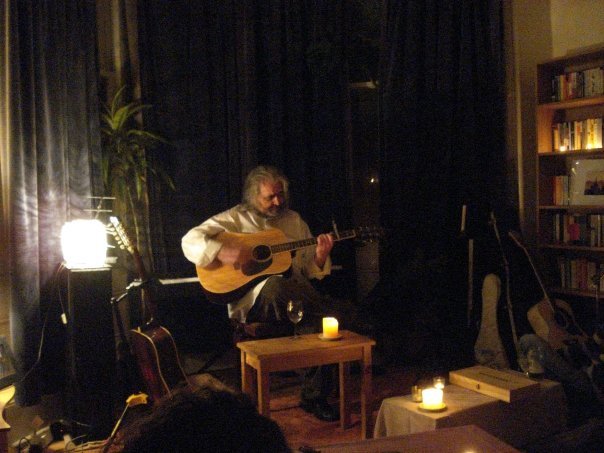 David Ward Maclean, Glasgow, October 2009
