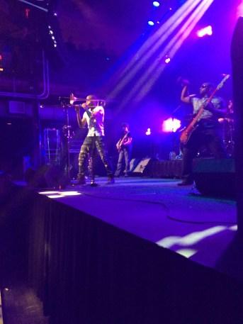 Trombone Shorty at Mercury