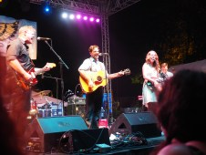 The Lone Bellow at ROMP 2015