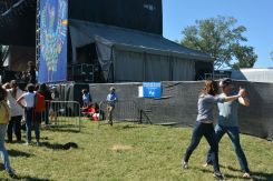 Dancing Fans at Pokey LaFarge