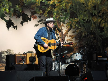 Wilco at Iroquois Amphitheater