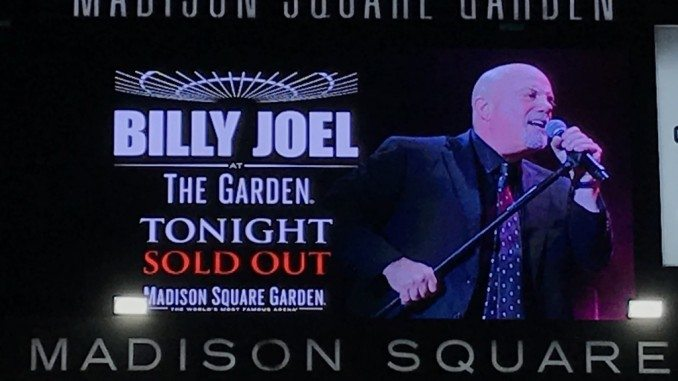 The Piano Man  Billy Joel  Live From Msgjanuary 11th