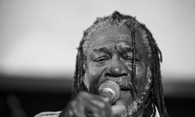 Horace Andy w/ Mafia & Fluxy ft. Matic Horns @ District