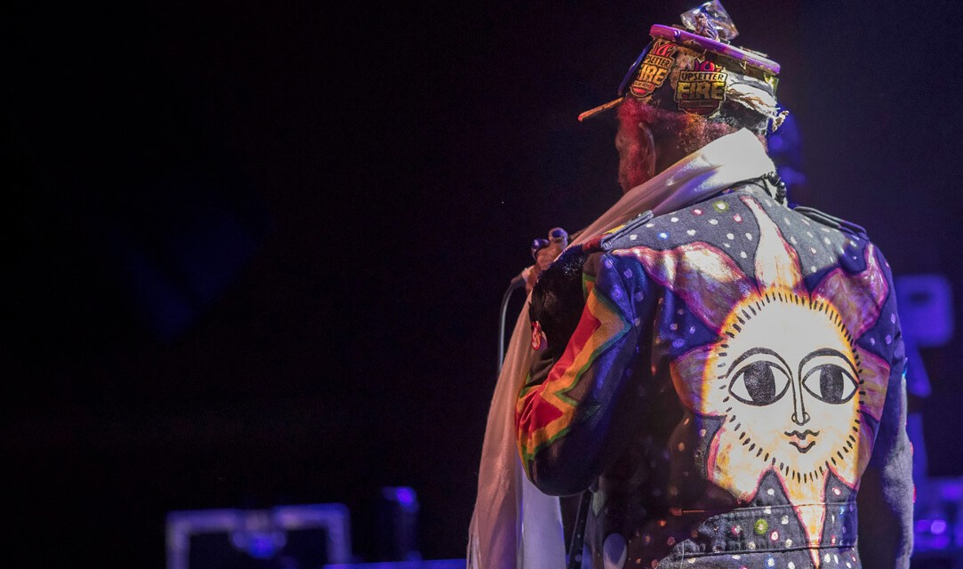 "Lee ""Scratch"" Perry – Arts Club, Liverpool"