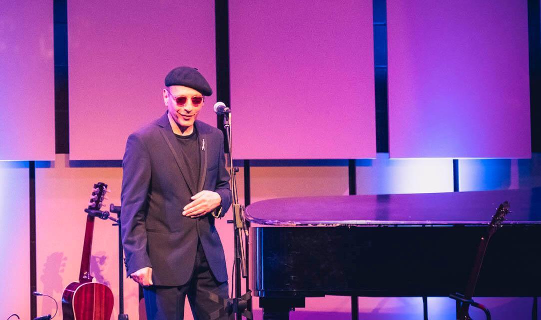 Wayne Hussey Solo Show + David Knopov @ Philharmonic Music Room