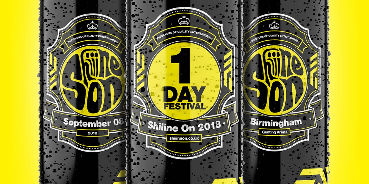 Shiiine On Festival Celebrating Alternative & Dance Culture with 20 Iconic Acts
