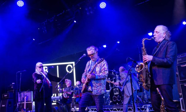 Punk fun at the Seaside – The Great British Alternative Music Festival  – Butlins Skegness 2018