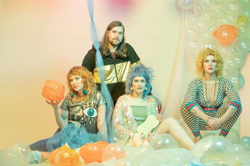 Sub Pop Seattle band TACOCAT release new album + UK tour! (Manchester, Glasgow, Cardiff, London and Brighton)