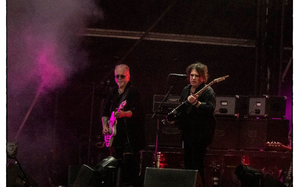 The Cure – Glasgow Summer Sessions: Review