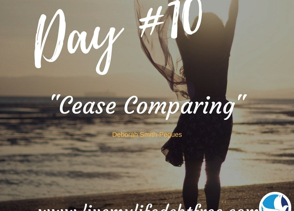 """""""Cease Stressing to Impress"""""""