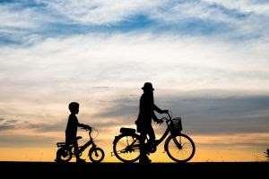 Saiba o Momento Ideal Para Tirar as Rodinhas da Bicicleta das Crianças