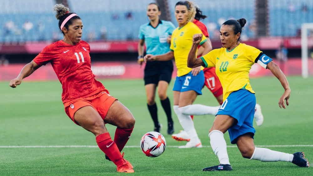 Brasil perde para o Canadá e dá adeus aos Jogos Olímpicos