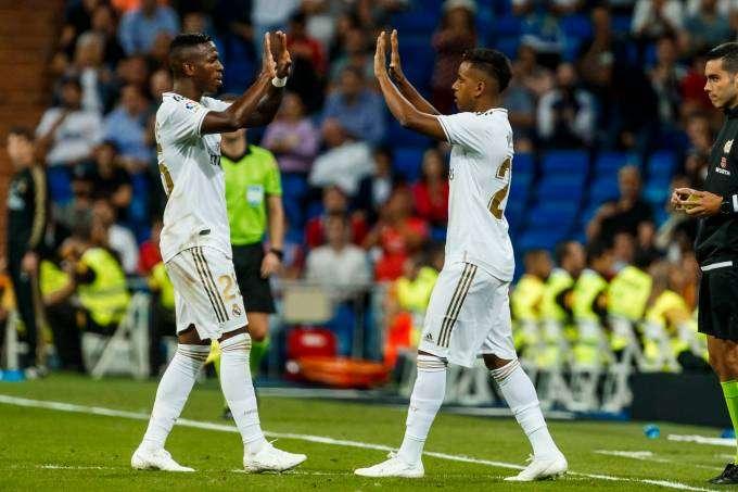 Aclamados no Real Madrid, Vinícius Jr. e Rodrygo são exemplos do sucesso do trabalho mental em jovens promessas do futebol