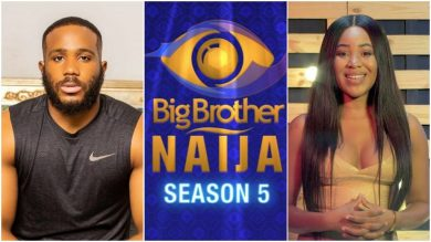 BBnaija 2020: Erica deep kiss with Kiddwaya and steamy lap dance from Laycon