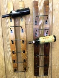 Barrel Stave Wine Rack  Live Oak Wine Decor