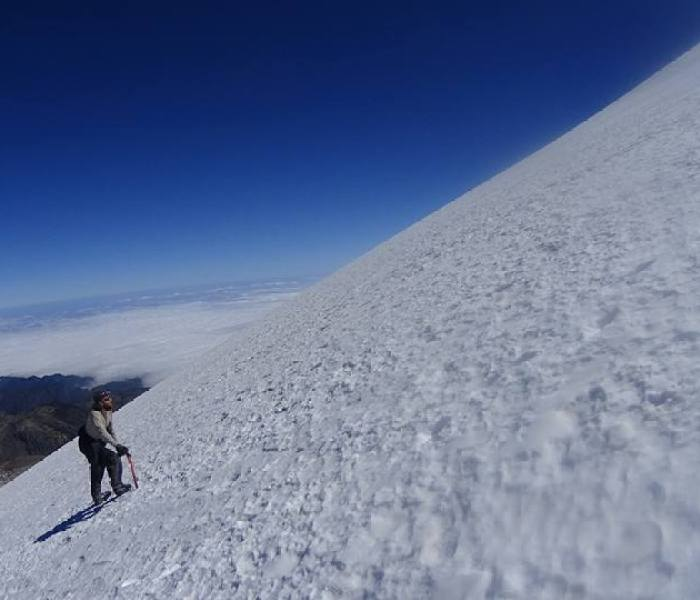 Climbing Mount Orizaba in Mexico